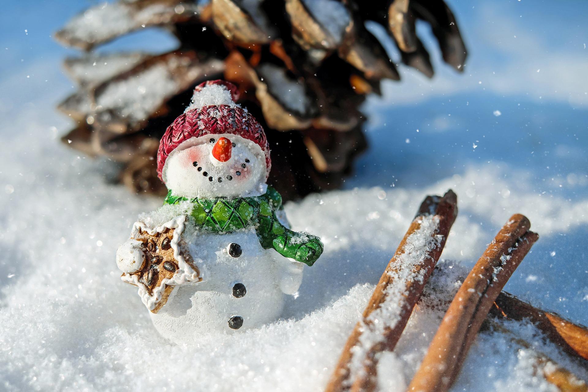 冬季休暇のお知らせ